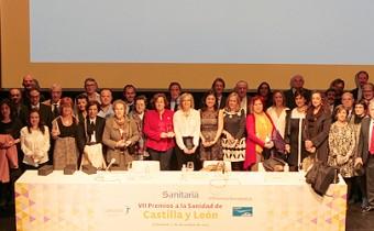Premios a la sanidad CyL 2015 2